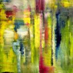 Das Klagende Lied - Mahler - Painting by Paula Arciniega