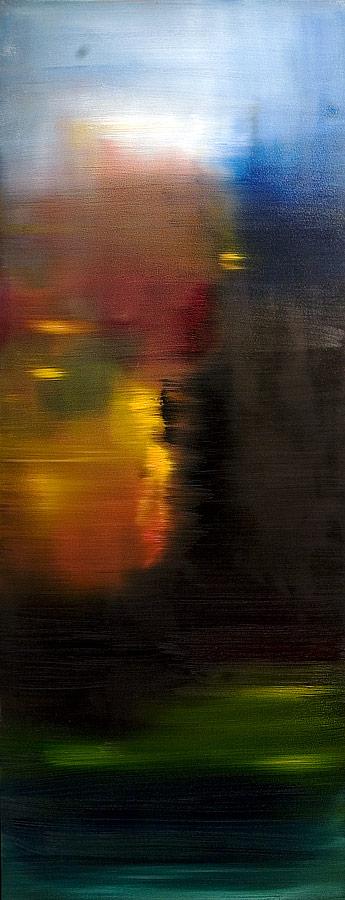 Das Lied Von Der Erde - Mahler - Painting by Paula Arciniega