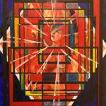 Glorification of the Chosen One - Painting by Paula Arciniega