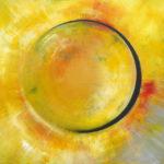 Mahler V - Painting by Paula Arciniega