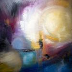 Mahler VIII - Painting by Paula Arciniega