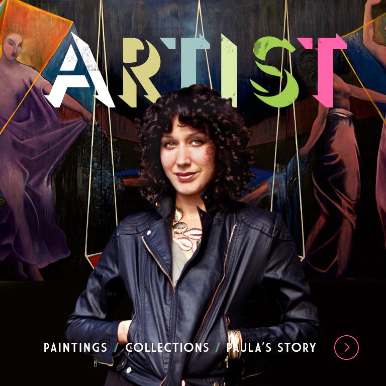Paula Arciniega Artist cover image